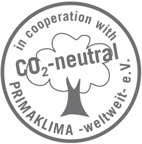Co2 neutral grau
